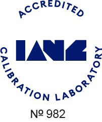 IANZ Accredited Laboratory
